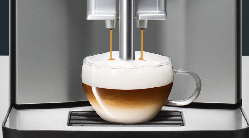 Dobry automatyczny ekspres do kawy Siemens EQ.3 s500 TI305206RW