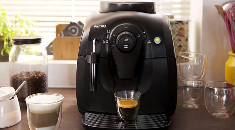 Recenzja ekspresu do kawy Philips XSmall HD8651/09
