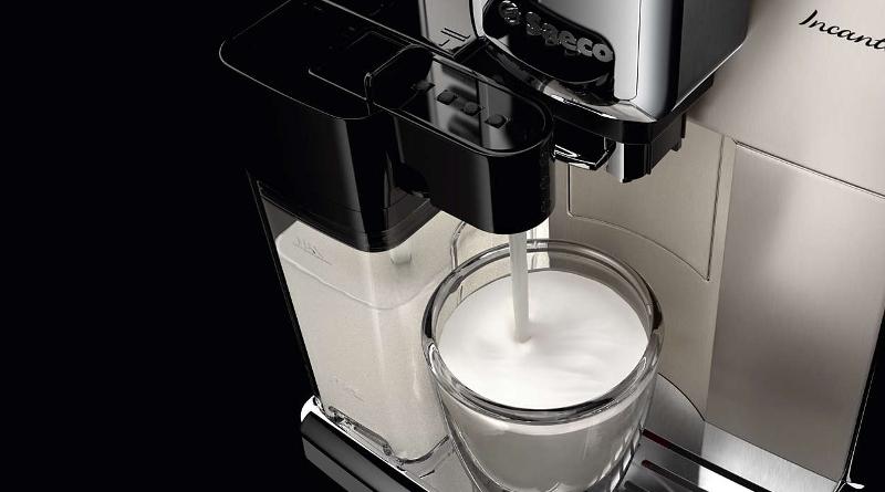 Automatyczne przygotowywanie mleka
