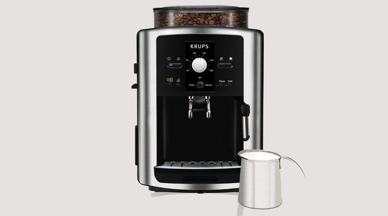 ekspres KRUPS EA8010