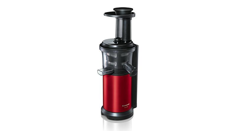 Wyciskarka do soków Panasonic MJ-L500SXE red