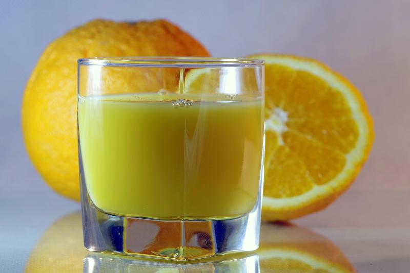 sok z cytrusa