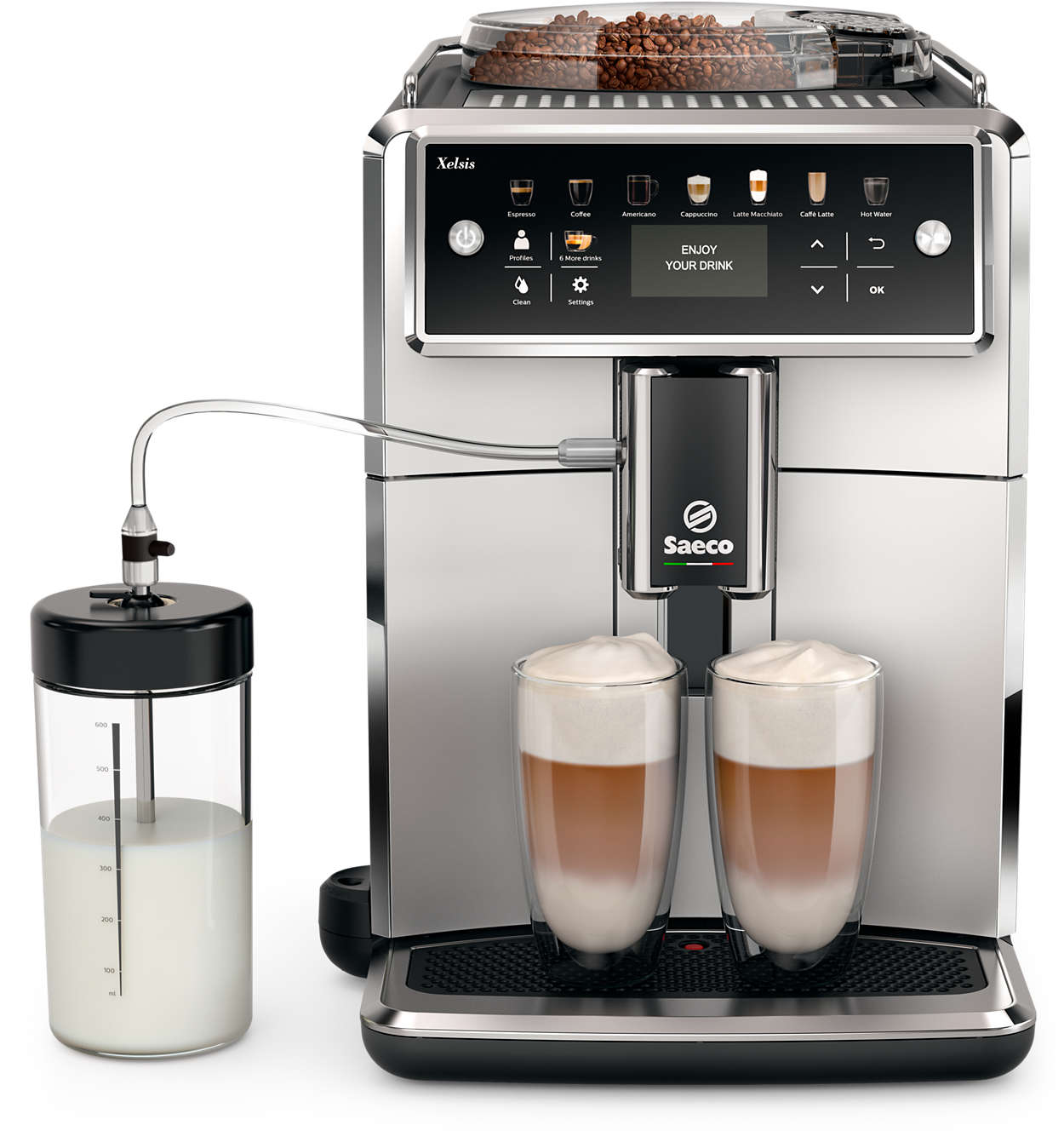 automatyczny ekspres do kawy Saeco Xelsis SM758100